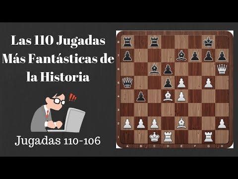 Las 110 Jugadas Más Fantásticas de la Historia (110 - 106)