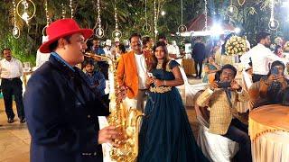 O sathire tere bina bhi kya jeena Hindi song Instrumental on Saxophone by SJ Prasanna - 9243104505