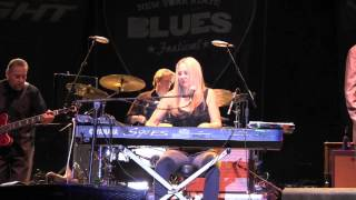 """ROD PIAZZA & the MIGHTY FLYERS - """"Baby Please Don't Go"""" 7-18-14"""