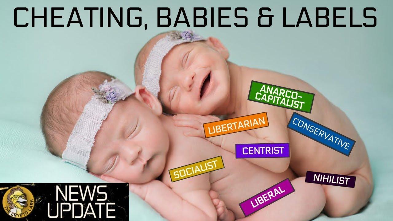 Mithril/Binance Vote Drama & Blockchain Babies – Bitcoin & Cryptocurrency News