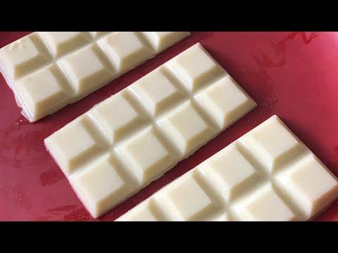 White chocolate recipe homemade white chocolate recipe with just 3 ingredients