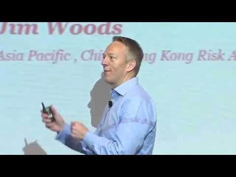 Jim Woods, Risk & Regulatory Services Leader PwC, APAC: Leadership - Igniting the power of one team