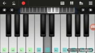 not piano virgoun surat cinta untuk starla walk band tutorial tutorial piano