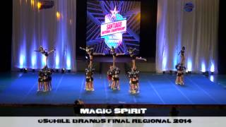 MAGIC SPIRIT FINAL METROPOLITANA 2014 CSCHILE