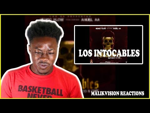 SMH.. LOS INTOCABLES WITH NENGO FLOW AND ANUEL AA IS LOCO FUEGO.. |