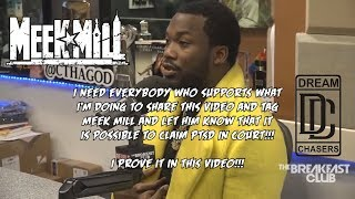 A Message To Meek Mill - QuietBoyMusik