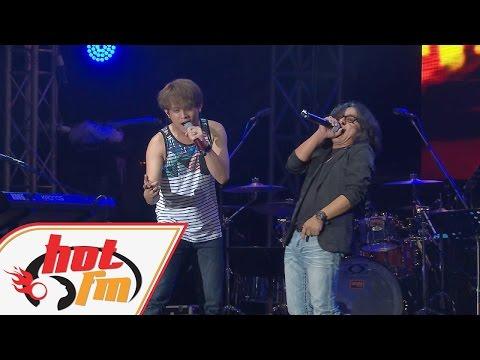 Akim & The Majistret + Mus May - Mewangi x Cintamu Mekar Di Hati (LIVE) - #HotKoolJam