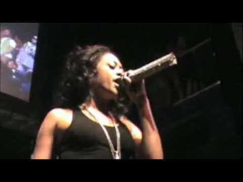 Female Rap Beef: Trina Goes In On Khia After Dj Lets Khia Perform Before Her