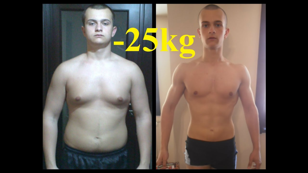 body and soul transformation of branislav soltes in 6 months (fat, Muscles