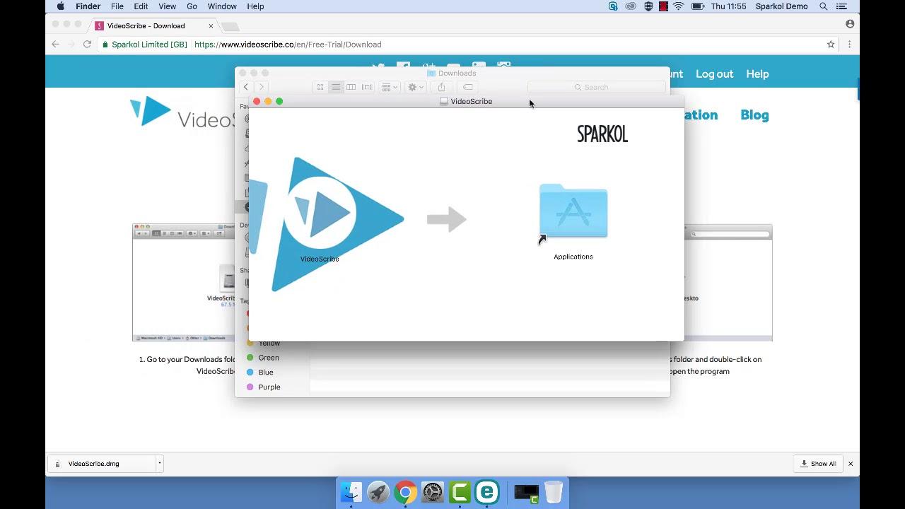 Программа videoscribe скачать бесплатно