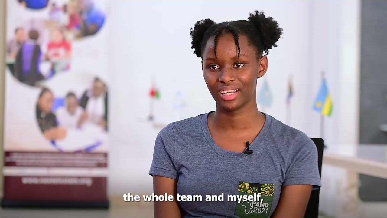 Download Team Rwanda to PAMO2021 - Highlight