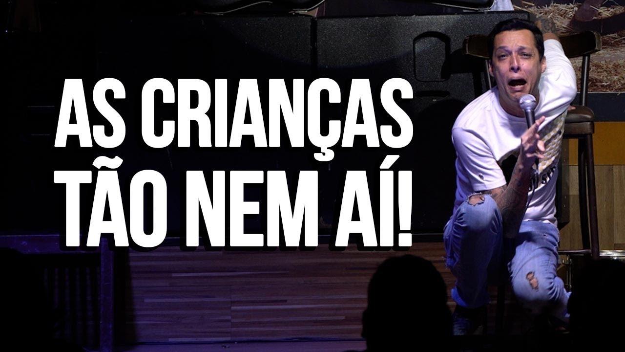 A VIDA FÁCIL DAS CRIANÇAS DE HOJE - NIL AGRA - STAND UP COMEDY