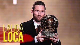 LaLiga Loca LIVE – Złota Piłka dla Messiego, Hiszpania rywalem Polski na EURO 2020