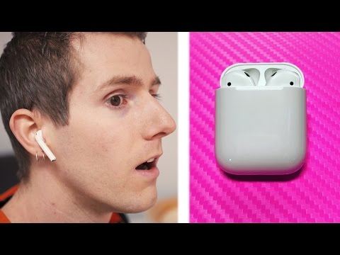 Apple Airpods – An Audiophile Perspective