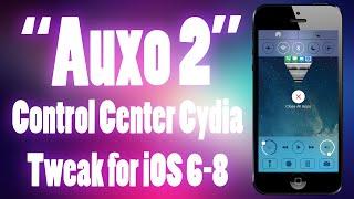 "AUXO 2 iOS 7 | Best app switcher! ""Multi-Center, Quick Switcher, Hot Corners) Video"