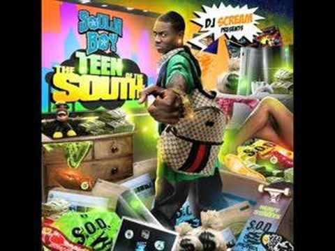 Gucci Bandanna - Soulja Boy Tell 'Em, Gucci Mane, Shawty Lo