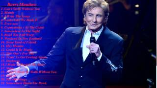 The best song of Barry Manilow - Barry Manilow