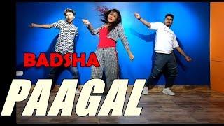 Paagal   Badshah   Easy Choreography   THE DANCE MAFIA