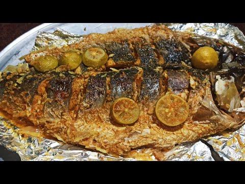 fish Fry In Aluminium Foil||fish In Foil||tasty Fish||bacha Food