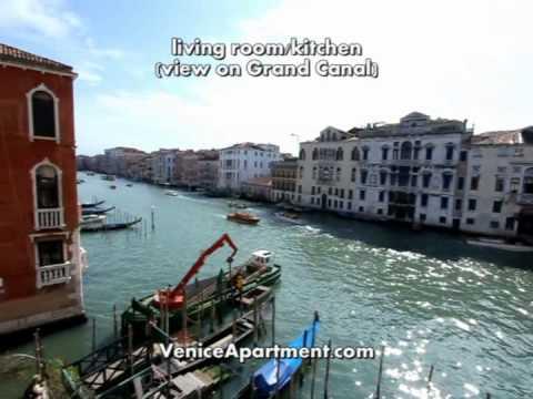 Venice Apartment ::: Apartment Grand Canal View ::: veniceapartment.com