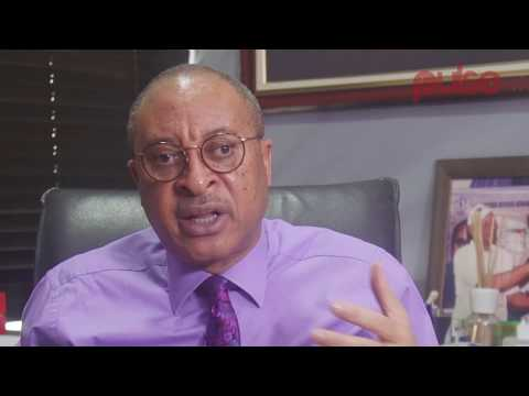 Exclusive Chat With Prof. Pat Utomi On The Nigerian Economy