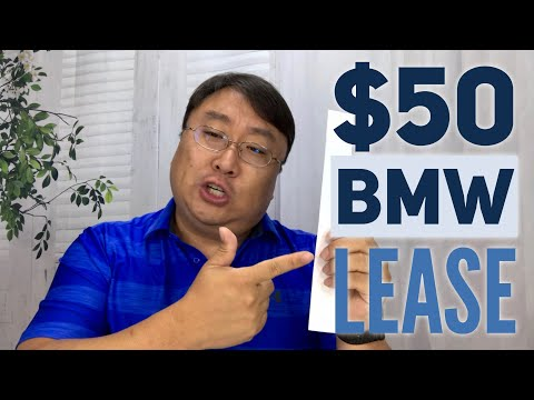 How to hack a BMW lease for $50/month