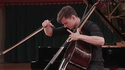 Teppo Hauta-aho: Kadenza, Dominik Wagner (double bass)