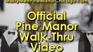 Pine Manor Chicago Weddings - Official Tour - Wedding Officiant Chicago