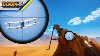 BATTLEFIELD 1 EPIC TOP PLAYS MONTAGE - BF1 Madness