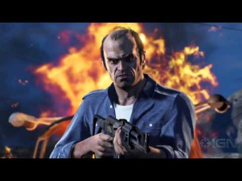 Grand Theft Auto V  New Screenshots Analysis  E3 2013
