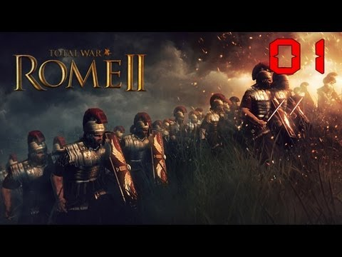 Czech Let's Play - Total War: Rome II (prolog) - part 1
