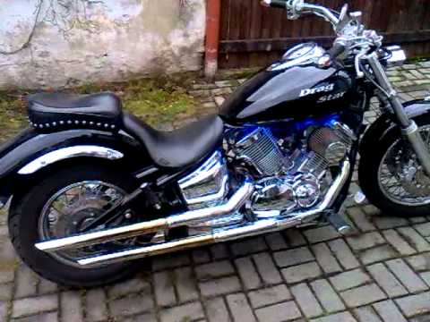 yamaha xvs 1100 drag star youtube. Black Bedroom Furniture Sets. Home Design Ideas