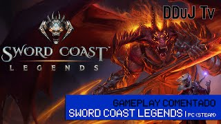 Sword Coast Legends | GAMEPLAY | PC (Steam)