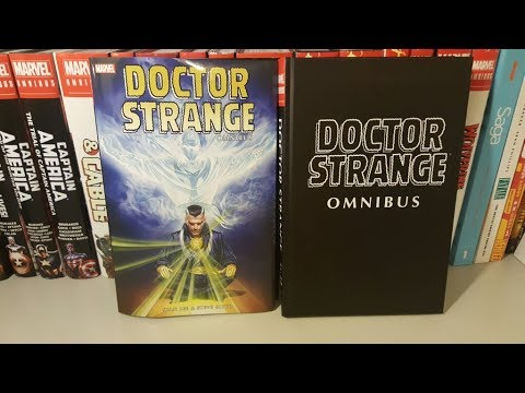 Doctor Strange Omnibus By Stan Lee and Steve Ditko Overview