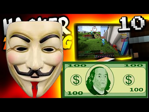 Minecraft HACKER TROLLING - $600 RANK USING HACKS!! - Ep. 10 ( Minecraft 1.8 Hacks )