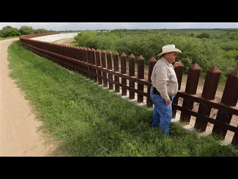 So You Want To Build A Wall On The Mexican Border Youtube