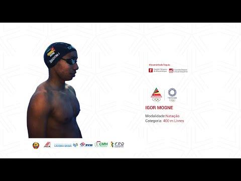 Igor Mogne-Jogos Olímpicos de Tokyo 2020