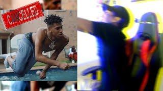 He Finna Get CANCELLED?!   NLE Choppa - Shotta Flow 3   Reaction