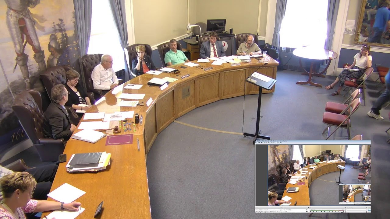 City of Plattsburgh, NY Meeting  6-6-19