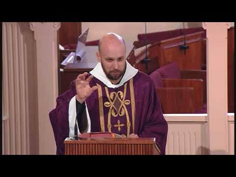 Daily Catholic Mass - 2018-02-16 - Fr. John Paul