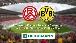 Friendly Match: Rot-Weiss Essen - Borussia Dortmund