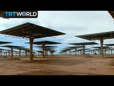 Insight: Storing solar energy