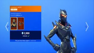 Fortnite ITEM SHOP (October 23) | These Skins Have The Weirdest Backbling!