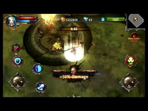 Dungeon Hunter 4 - 2.5mil Blood Match