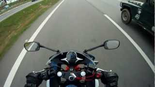Honda CBR 250R - Test Ride - 170km/h
