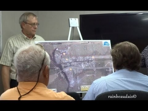 Bayou Corne: DPVE & Efforts To Intercept Shallow Gas Explained To Residents~