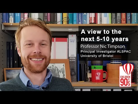 Professor Nic Timpson video thumbnail
