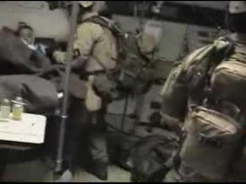 jessica lynch rescue Army video