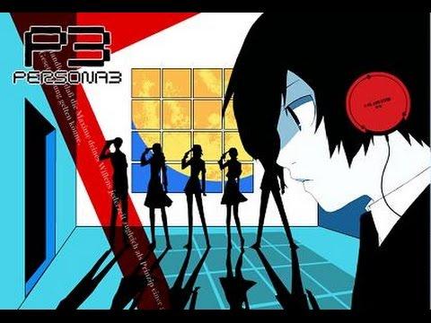 Persona 3 FES #2 per-so-na