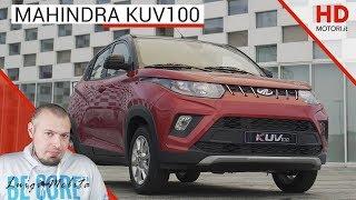 Mahindra KUV100: recensione in anteprima e prova del SUV da meno di 11.000 euro | 4K